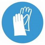 Klädsel oberoende - endast händer och instrument i den sterila zonen